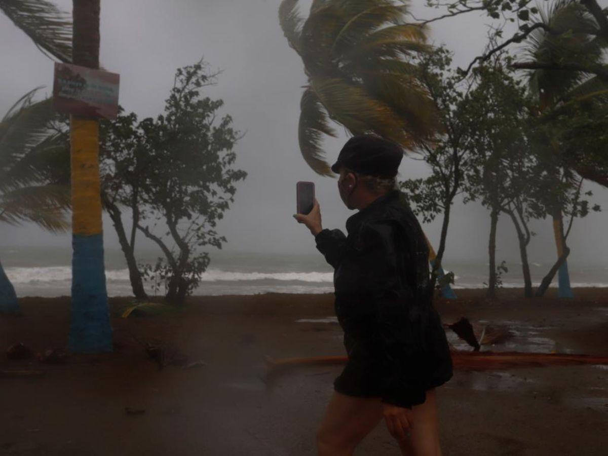 Un ouragan méditerranéen dévaste l'ouest de la Grèce