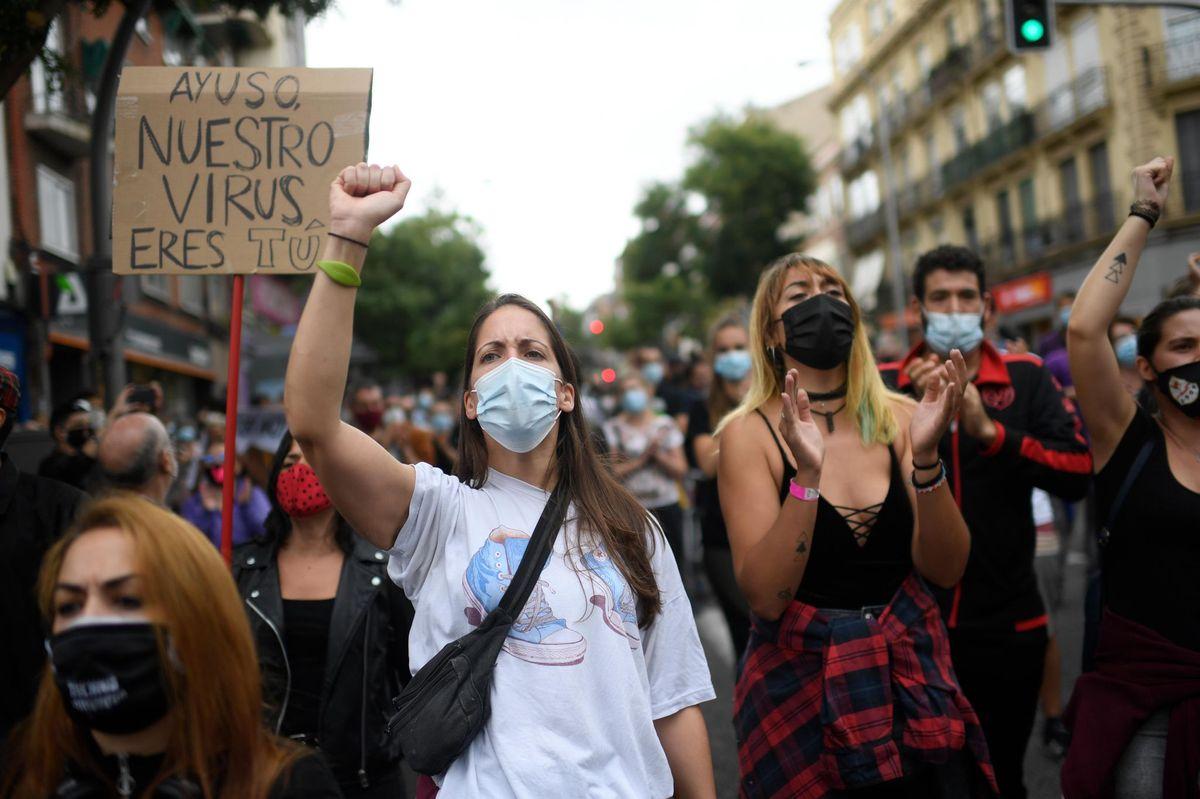 Coronavirus : Madrid se reconfine par quartiers