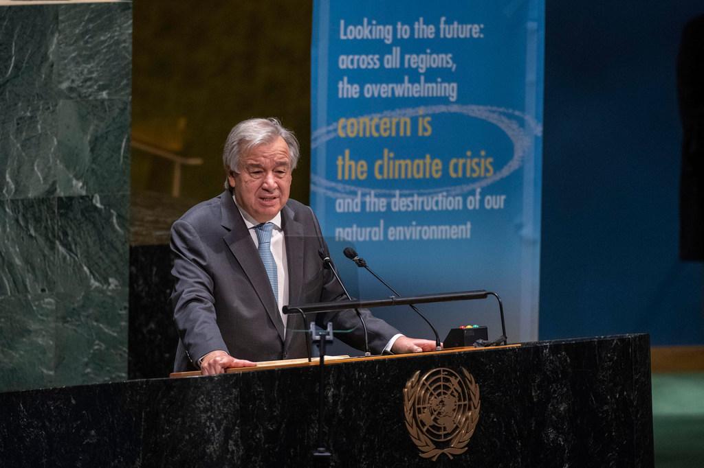 L'ONU fête ses 75 ans et plaide pour un multilatéralisme plus fort et plus efficace