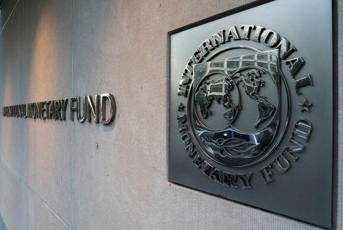 L'horizon économique mondial un peu moins sombre qu'attendu, selon le FMI