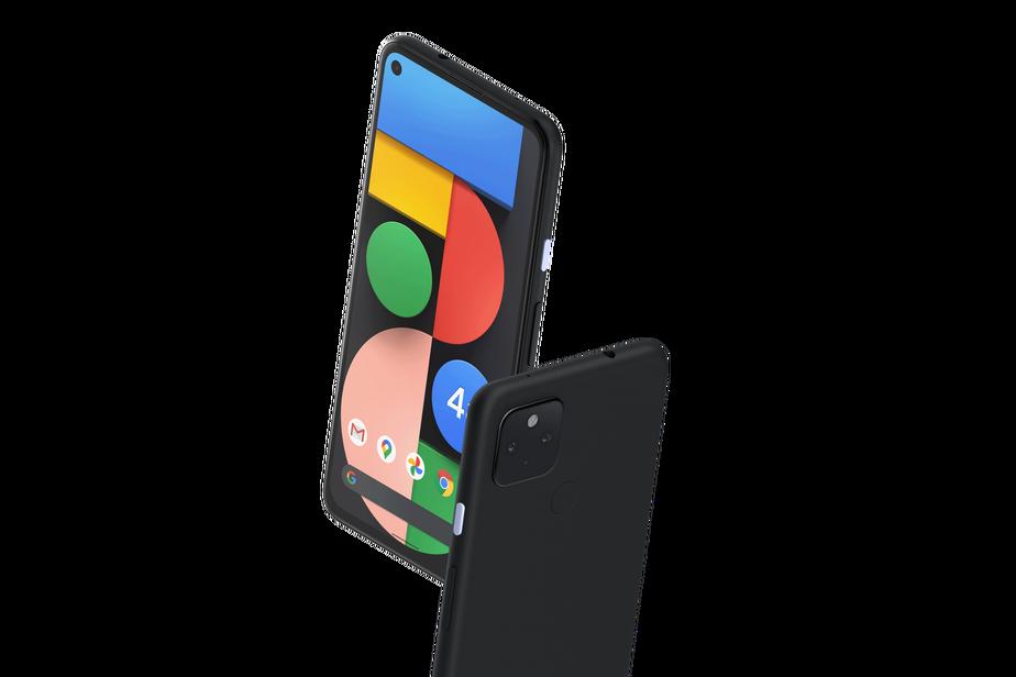 Google lance 2 smartphones compatibles avec la 5G