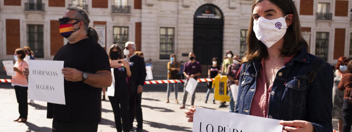 Coronavirus : Madrid bouclé par le gouvernement espagnol