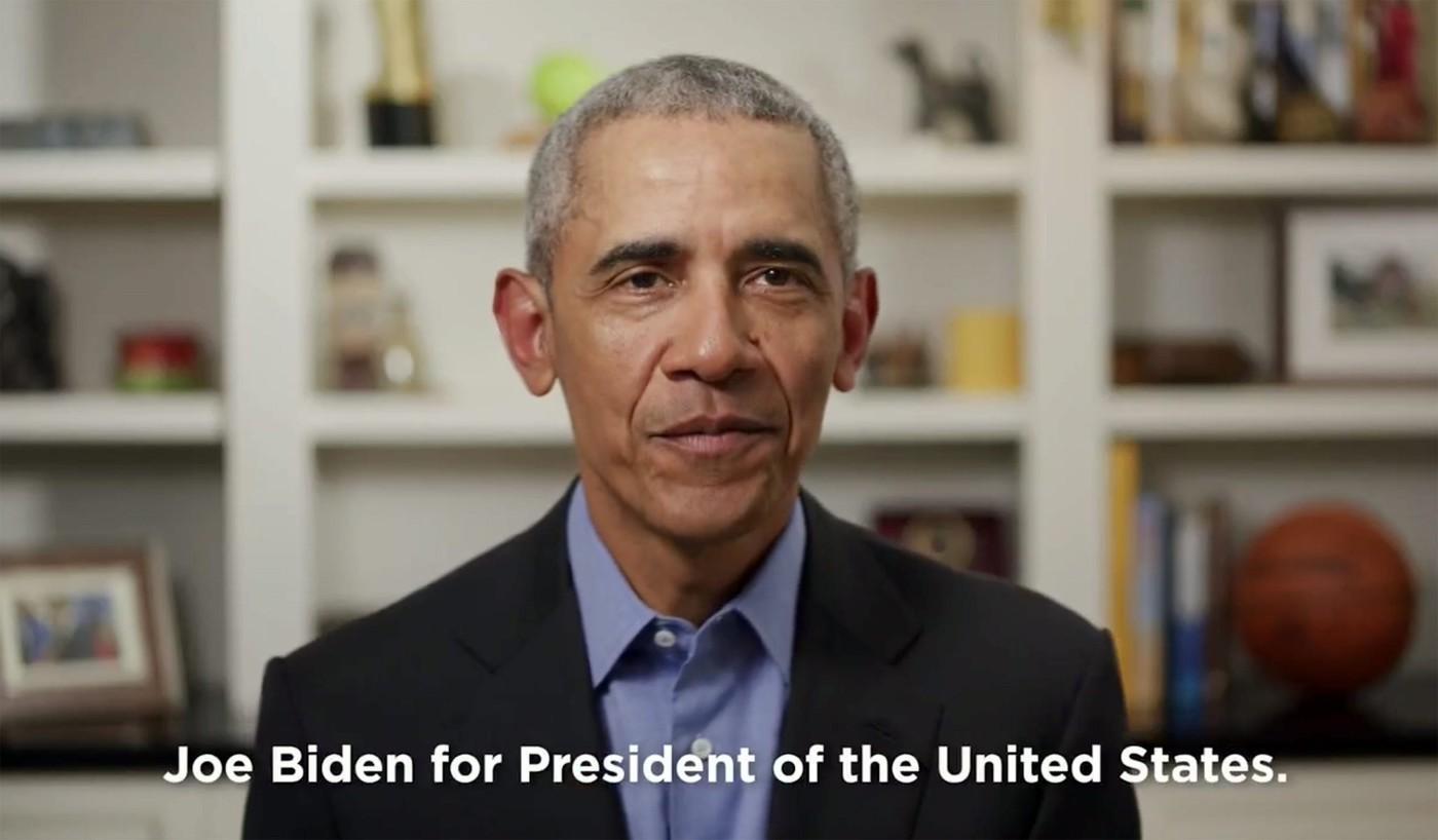 Obama sur le terrain pour soutenir Biden