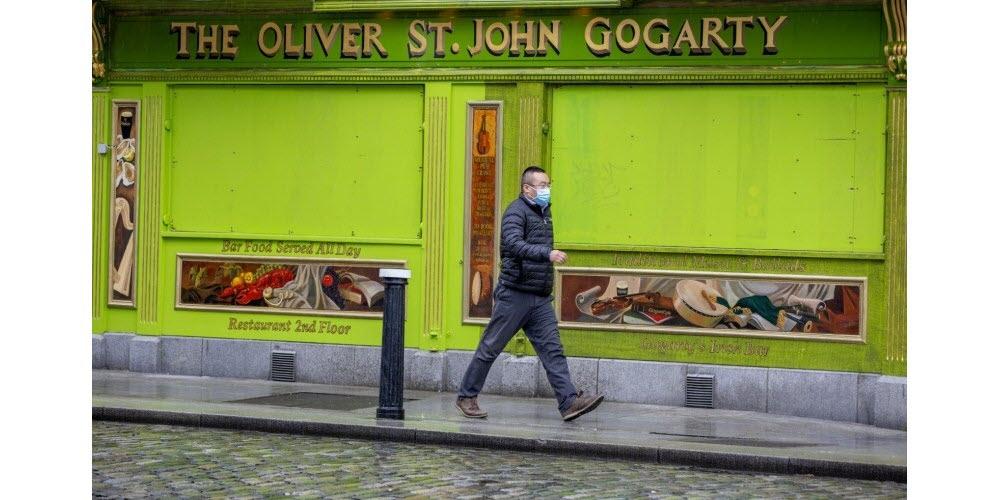 Coronavirus : nouveau confinement en Irlande, une première dans l'Union européenne