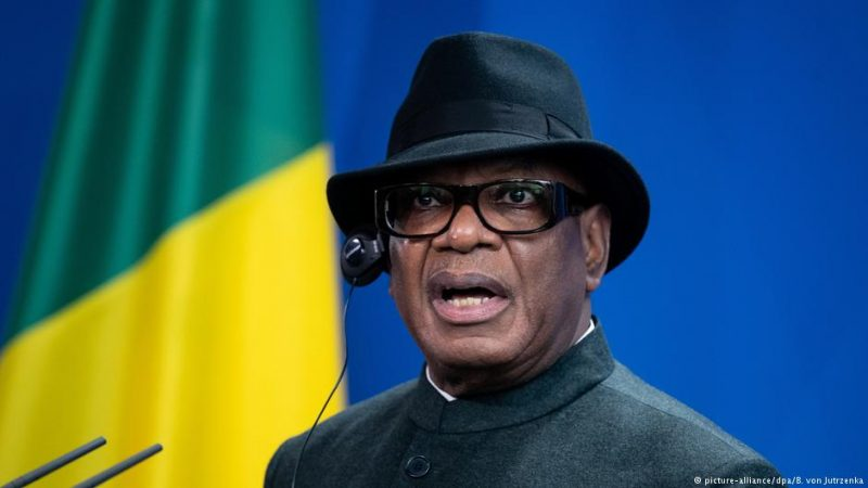 Mali : l'ex-président Ibrahim Boubacar Keïta de retour à Bamako
