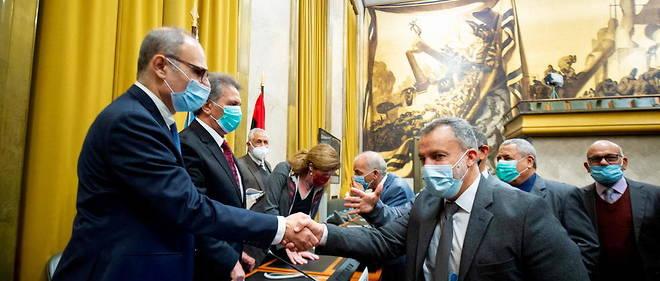 Afrique : Accord sur un «cessez-le-feu permanent» en Libye