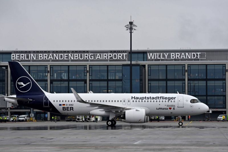 L'aéroport de Berlin ouvre enfin… avec neuf ans de retard