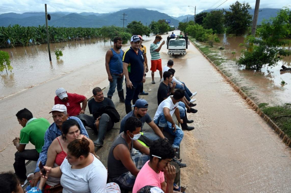 Amérique centrale : près de 200 morts ou disparus après le passage de l'ouragan Eta