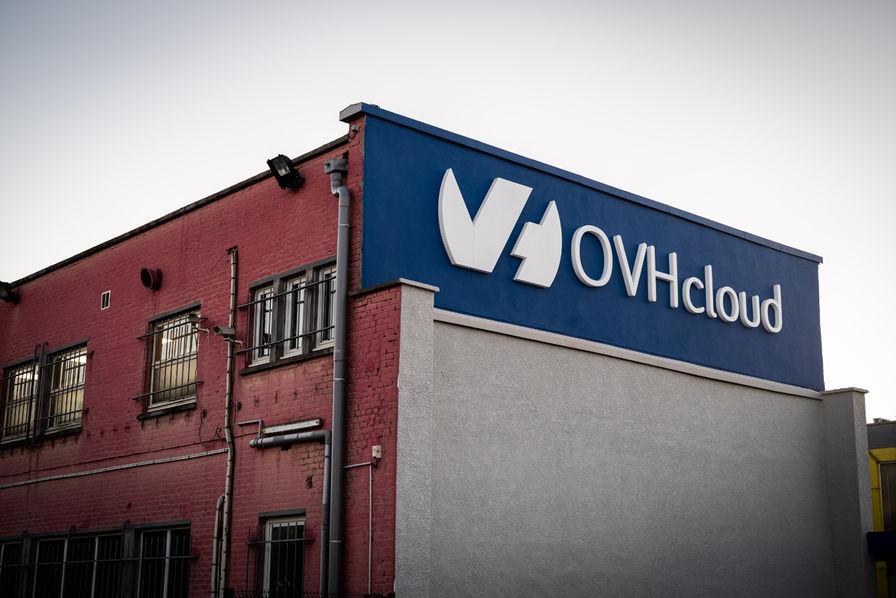 Le français OVH s'allie à Google dans le cloud