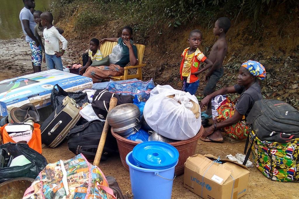 Violences en Côte d'Ivoire : Plus de 10 000 personnes ont déjà quitté le pays