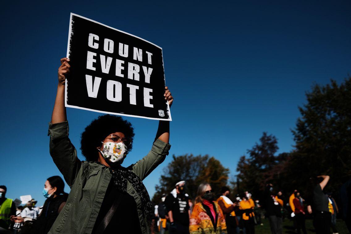 Présidentielle US : Le recomptage en Géorgie confirme la victoire de Joe Biden, annoncent les autorités locales