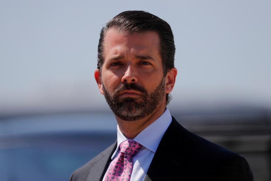 États-Unis : Le fils aîné de Donald Trump testé positif au Covid-19