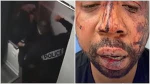 Producteur tabassé: inculpation des quatre policiers requise
