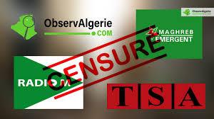 Algérie : la censure d'Etat frappe deux nouveaux sites d'information