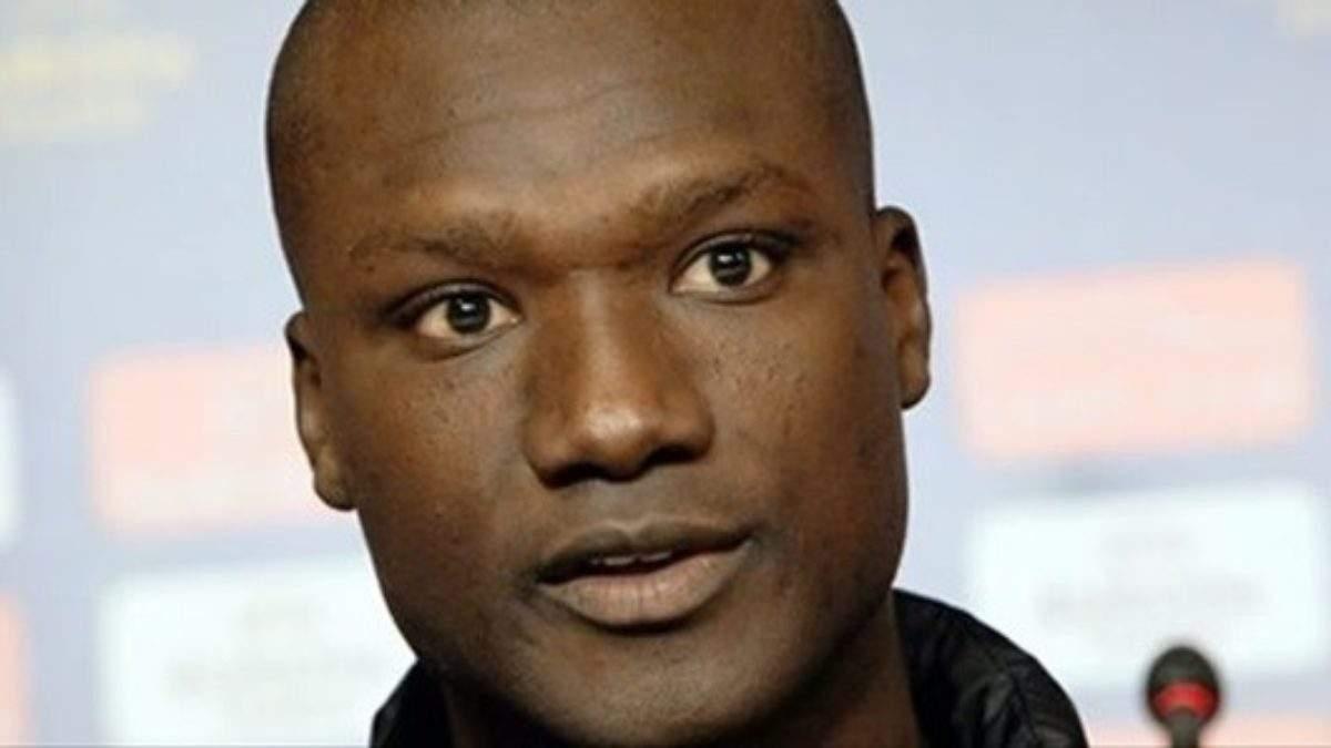 Le footballeur décédé Pape Bouba Diop