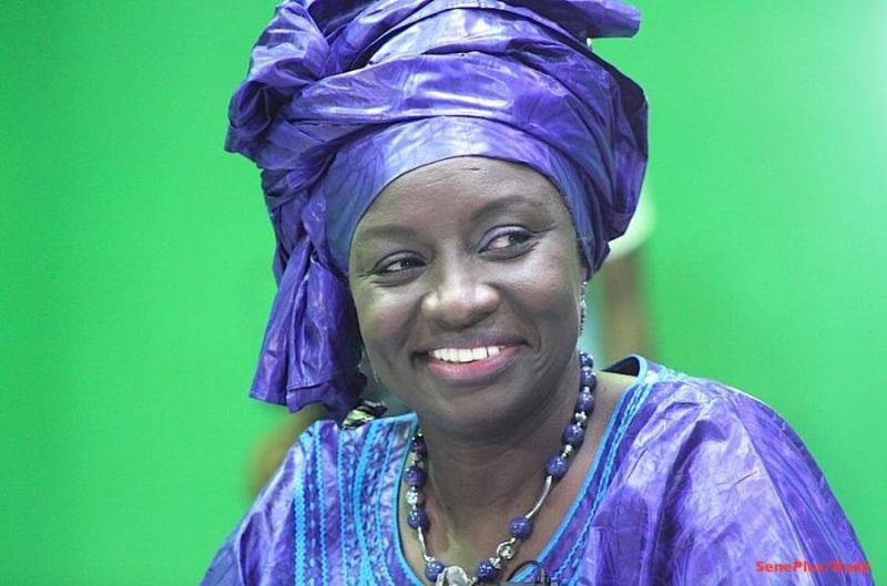 Aminata Touré : « En ce qui me concerne, ce n'est pas la fin de l'histoire. » (Jeune Afrique)