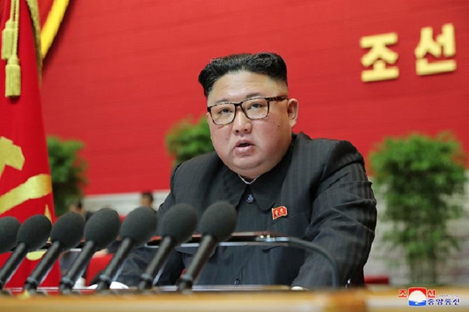 « Rapport du Président Kim Jong Un - la réunification de la Corée et les relations extérieures » (ATCC)