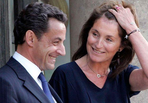 Nicolas Sarkozy et son ex femme Cecilia