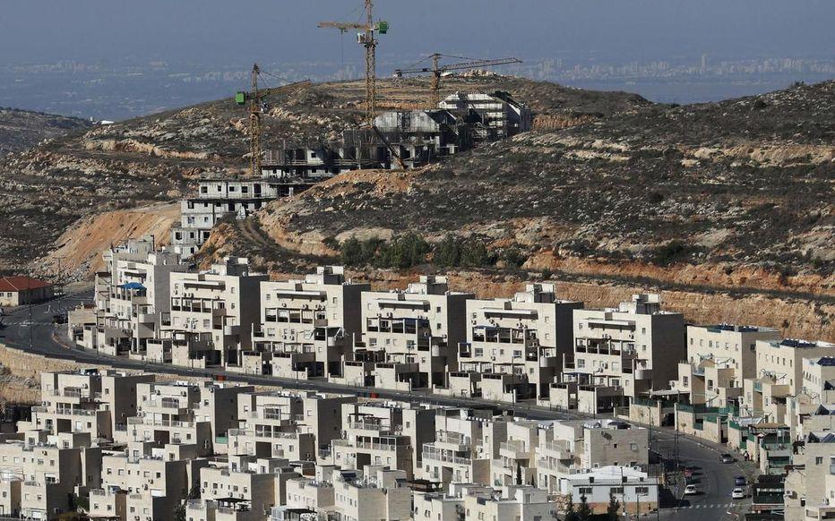 Israël : au dernier jour de Trump, des appels d'offres pour 2500 logements dans les colonies