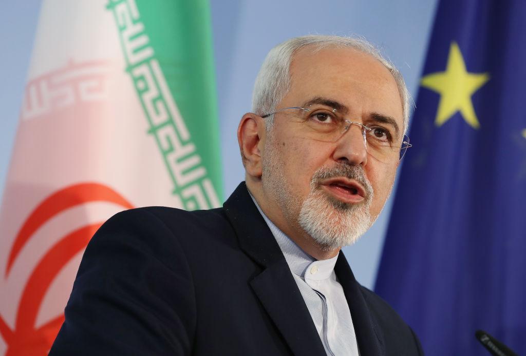 Le chef de la diplomatie iranienne