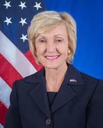 Lana Marks, ex-ambassadrice des Etats-Unis en Afrique du Sud