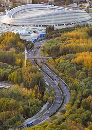« L'innovation technique a beaucoup contribué à la construction des sites des Jeux Olympiques d'hiver de Beijing »
