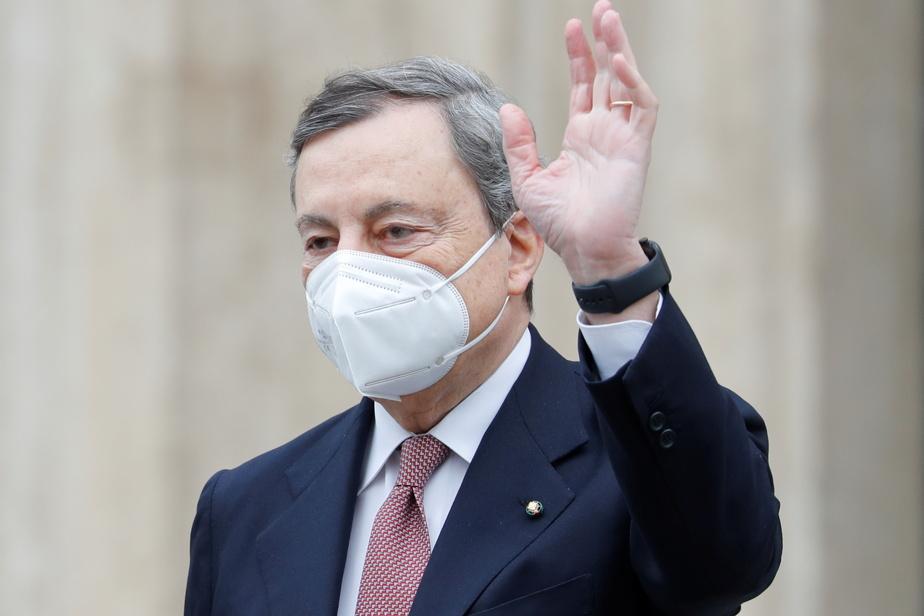 Gouvernement italien : Mario Draghi obtient la confiance des députés