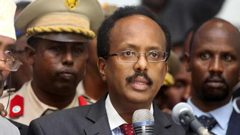 Crise en Somalie: la pression s'accentue sur le président Farmajo