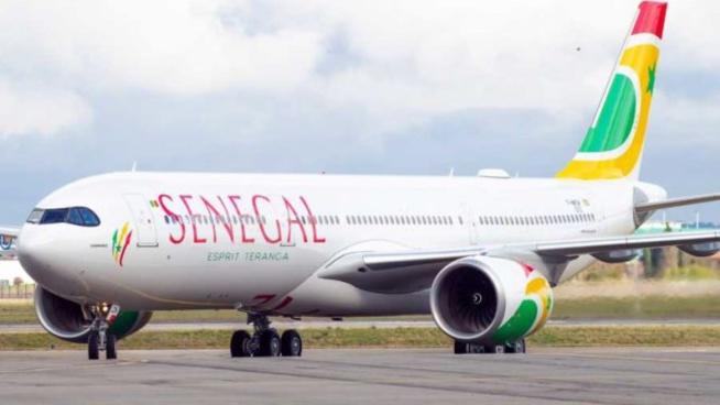 Air Sénégal se pose à Milan