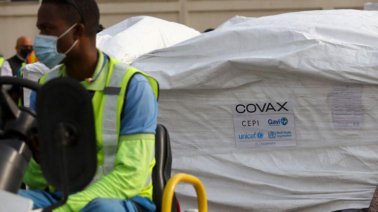 Au Ghana, le bilan d'un mois de vaccination avec AstraZeneca