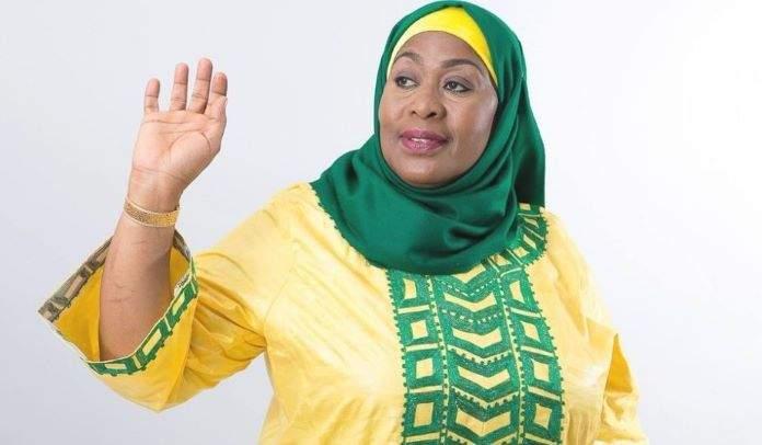 Samia Hassan veut lutter contre la Covid-19