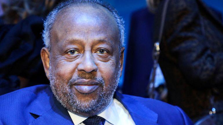 Djibouti : Ismaël Omar Guelleh réélu président avec 98,58% des voix