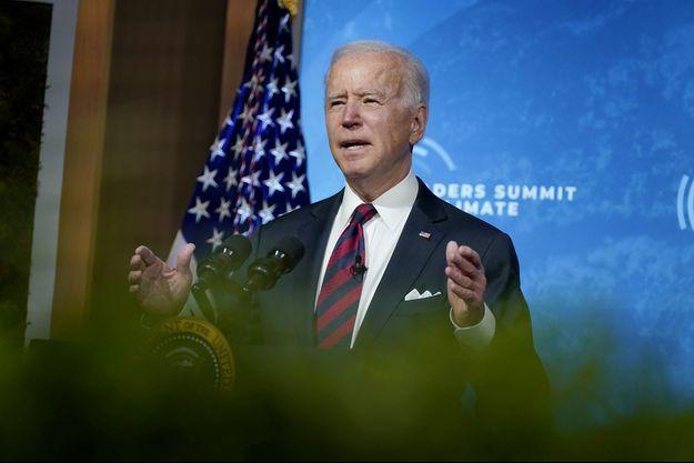 Sommet américain du climat : Biden va doubler son objectif de réduction des émissions