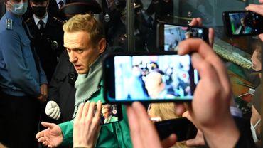 Russie : Les médecins de Navalny l'appellent à arrêter sa grève de la faim