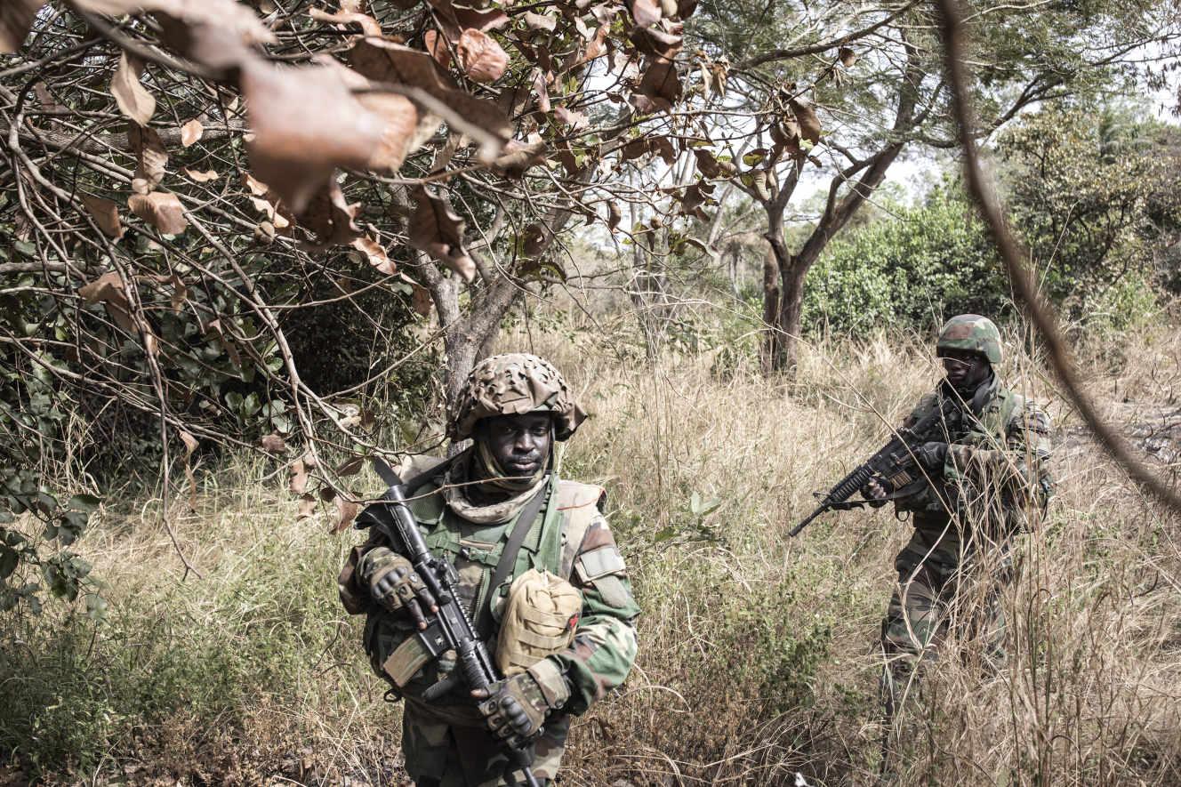 Casamance : L'armée sénégalaise annonce des échanges de tirs entre militaires et individus armés