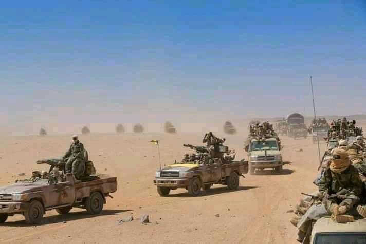 TCHAD: l'armée et les rebelles du Fact reprennent les combats dans le Nord Kanem