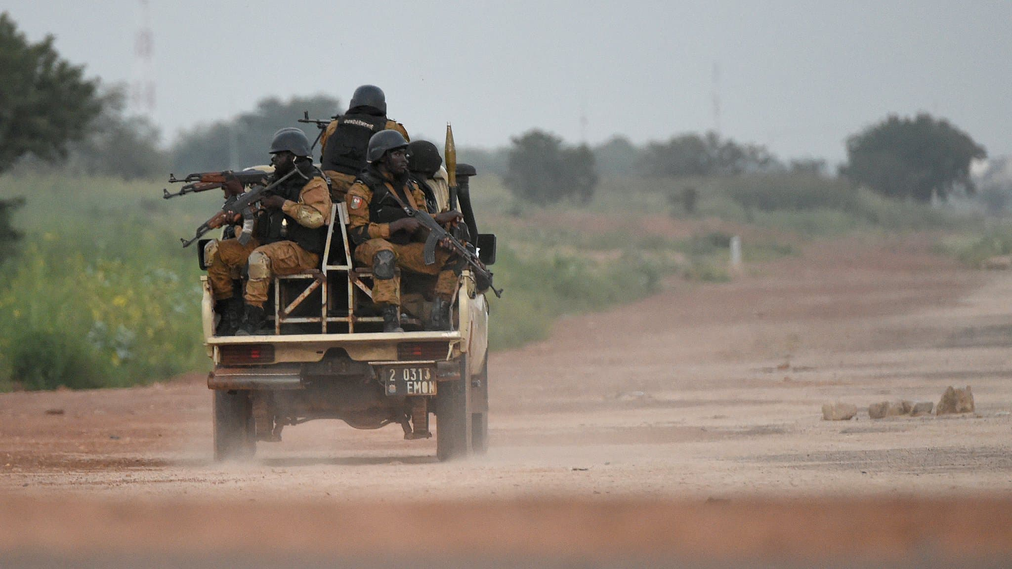 Une trentaine de morts lors d'une nouvelle attaque dans l'est du Burkina Faso