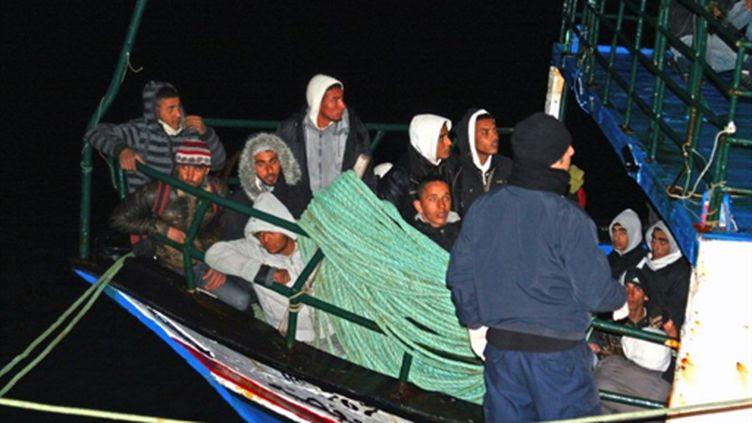 ITALIE : Plus d'un millier de migrants ont débarqué sur l'île de Lampedusa