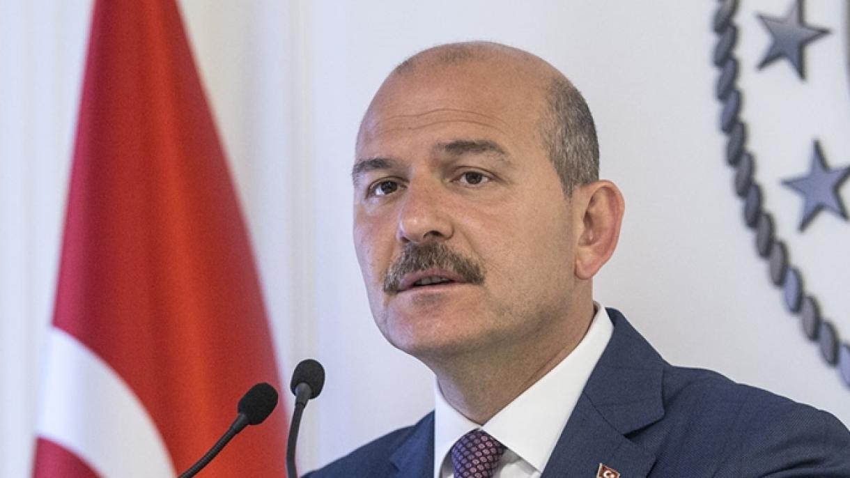 Süleyman Soylu, le ministre de l'Intérieur mis en cause