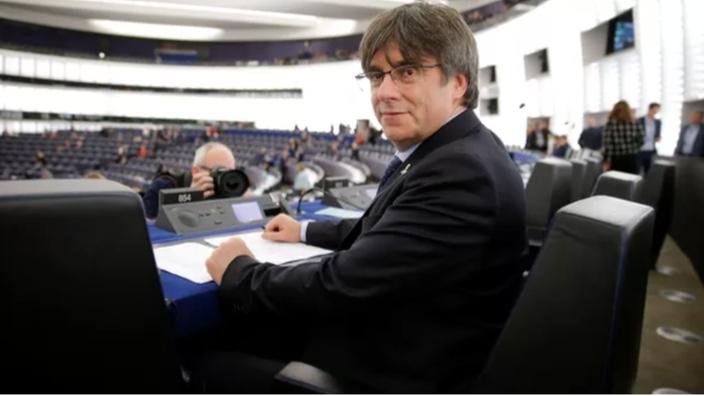 Justice européenne : Carles Puigdemont recouvre provisoirement son immunité d'eurodéputé