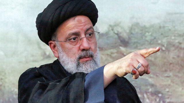 Ebrahim Raïssi, considéré comme ultra-favori de la présidentielle de ce vendredi.