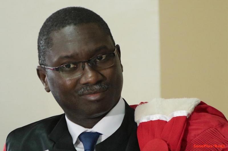 Le Professeur Ismaïla Madior Fall