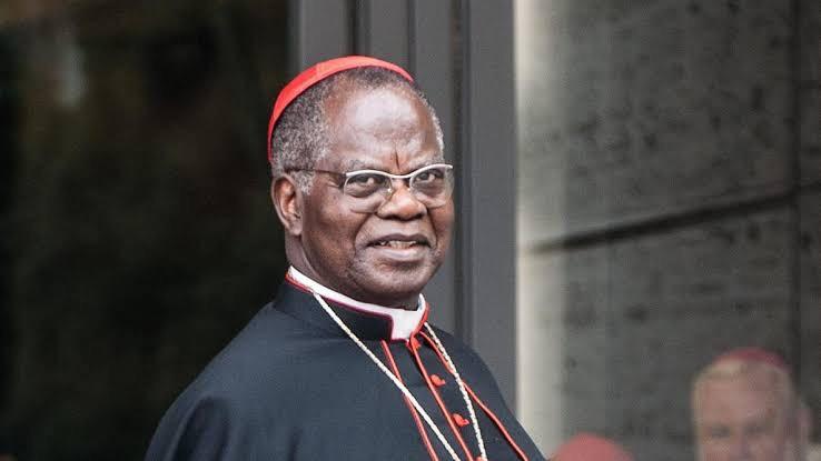 RDC: décès à Paris de l'influent cardinal Monsengwo, archevêque émérite de Kinshasa