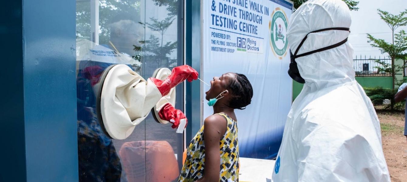 COVID-19 : l'épidémie rebondit en Afrique, 6 millions de cas recensés