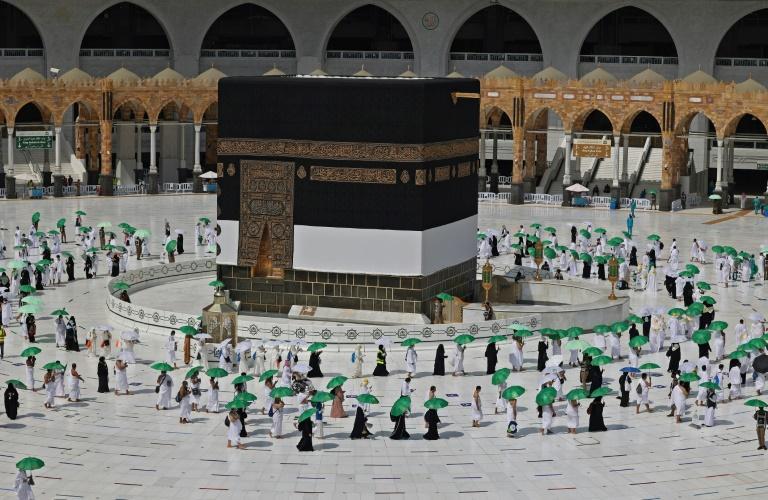 Covid-19 : Deuxième grand pèlerinage en nombre limité à La Mecque