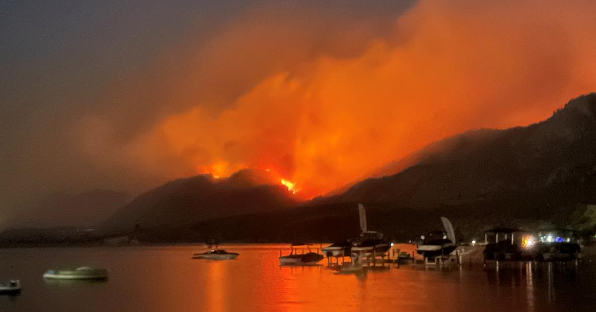 Incendies: l'Ouest canadien déclare l'état d'urgence