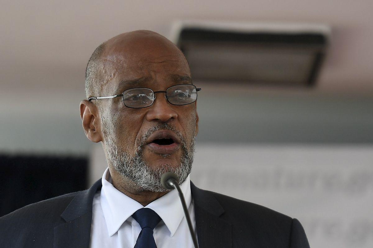 Arien Henry, le nouveau PM que le président Moïse avait nommé avant son assassinat