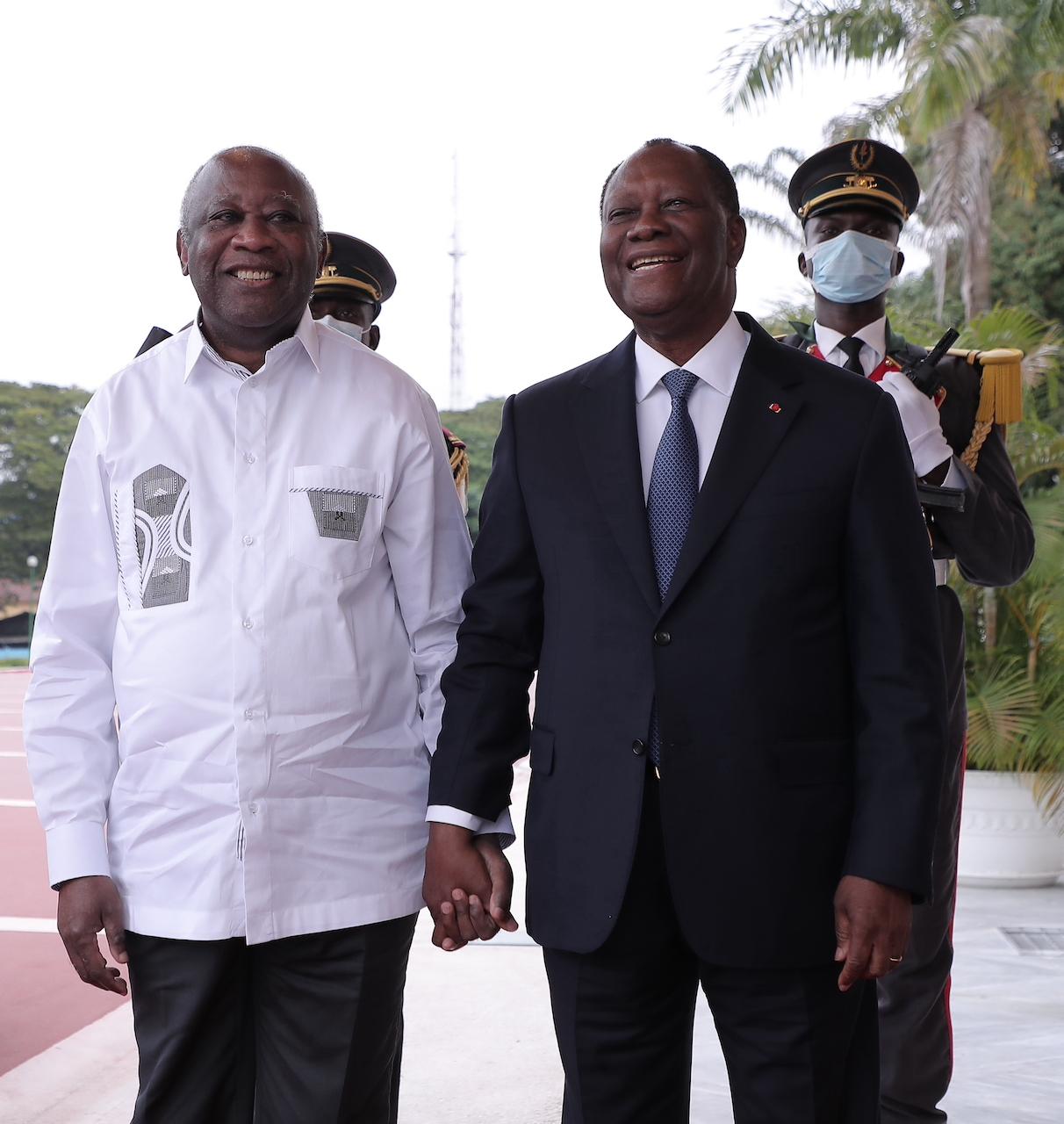 Une rencontre historique entre les deux frères ennemis