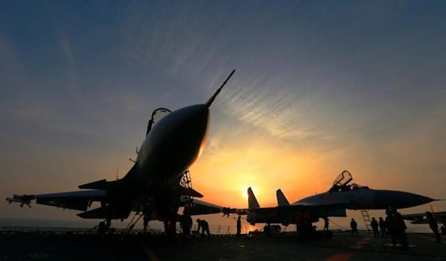 L'armée chinoise en manœuvre près de Taïwan après des « provocations »