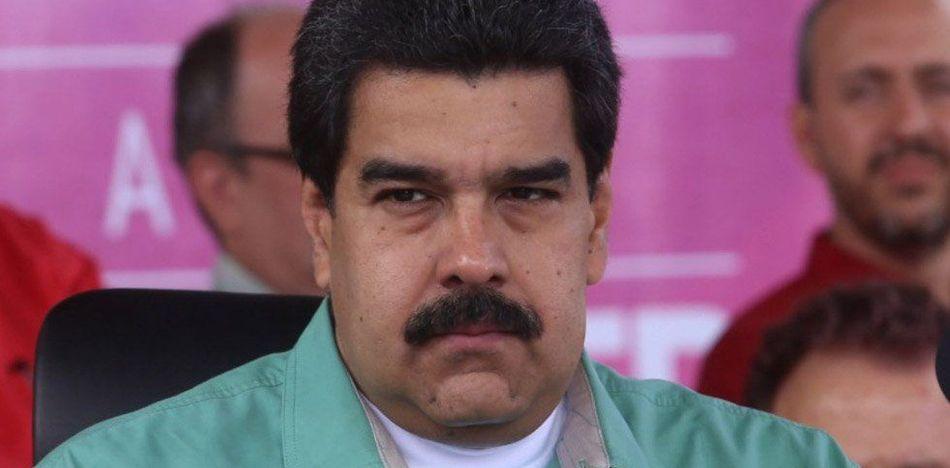 Le numéro 1 vénézuélien, Nicolas Maduro